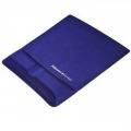 范罗士(FeIlowes) CRC91839 尊贵丝质鼠标垫(宝石蓝)